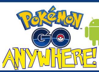 Pokemon Go Anywhere
