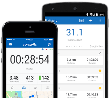 runtastic apps for android